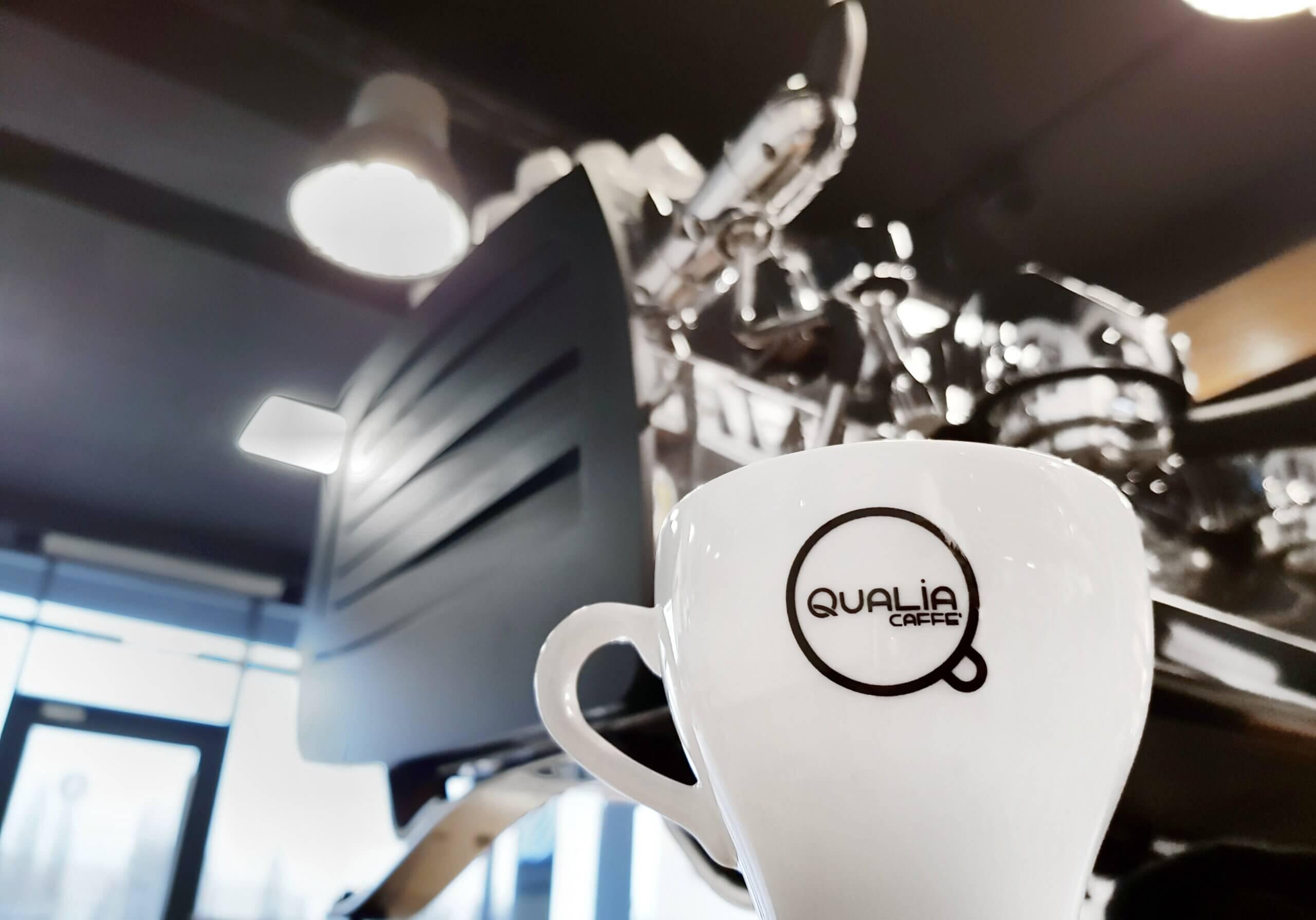 Palarnia kawy Qualia Caffe oferta HORECA