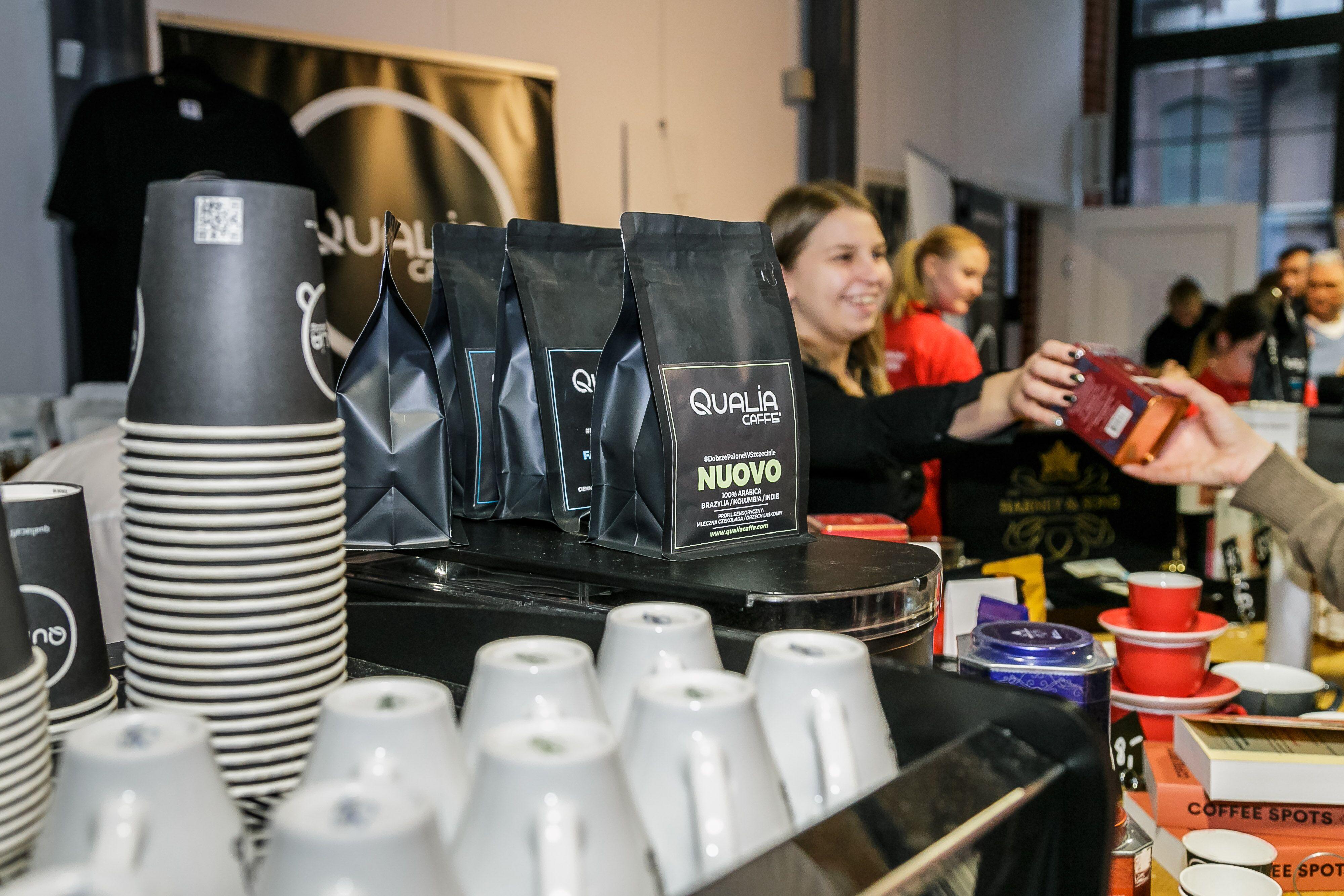 Catering kawowy Qualia Caffe - targi, konferencje, wesela, imprezy integracyjne