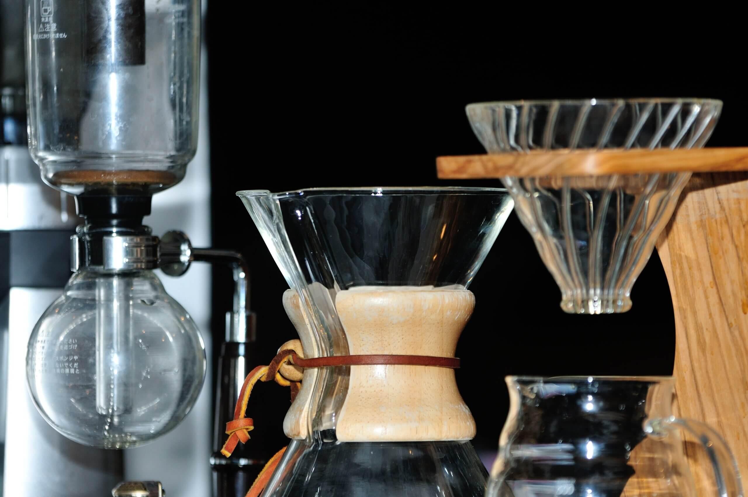 Qualia Caffe Szczecin Szkolenie kawowez alternatywnych metod zaparzania- teoretyczno-praktyczne
