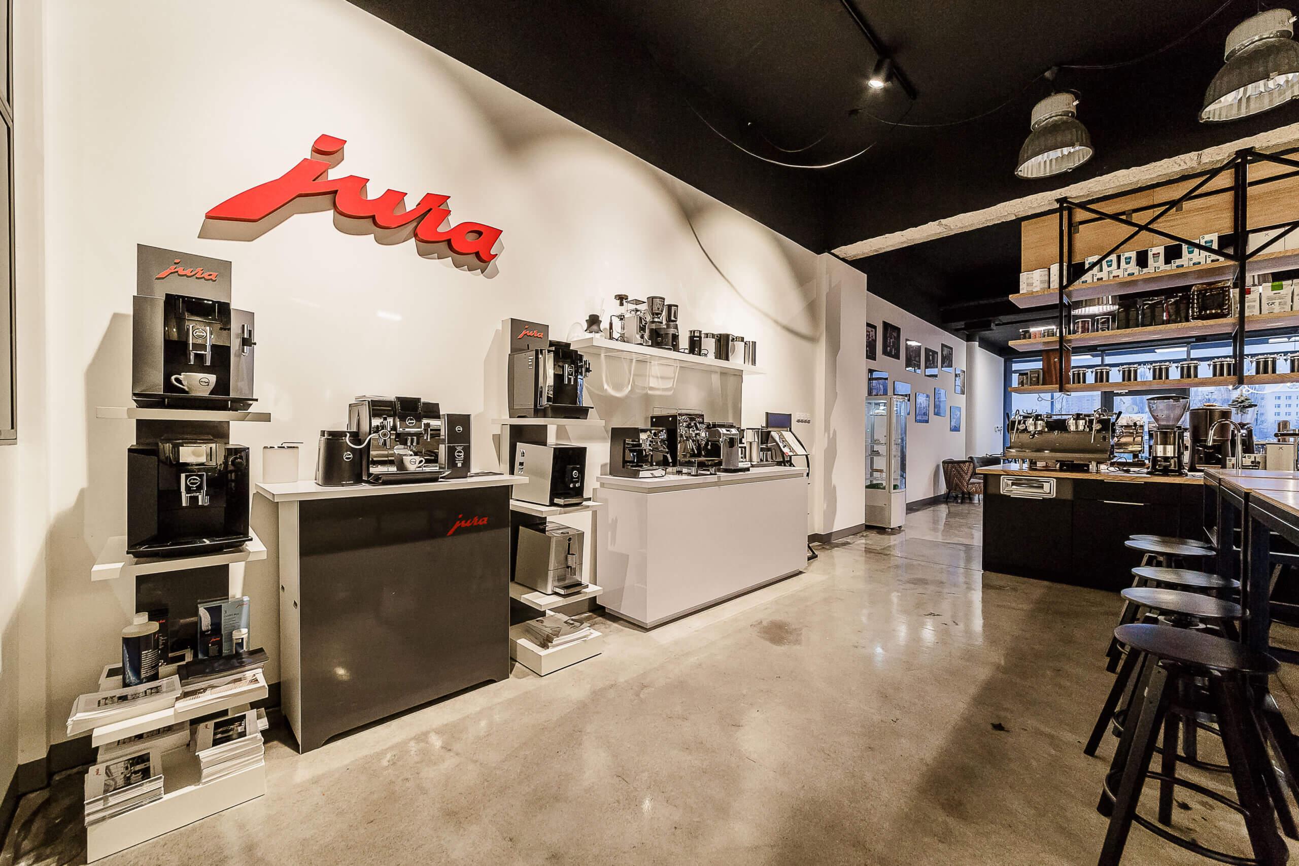 Palarnia kawy Qualia Caffe sklep stacjonarny i internetowy