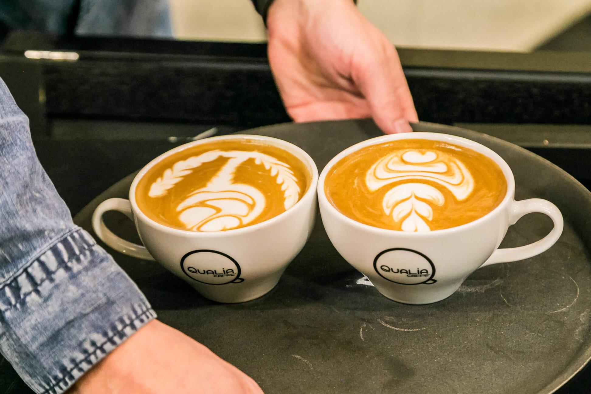 Qualia Caffe Latte Art Poziom zaawansowany Szczecin