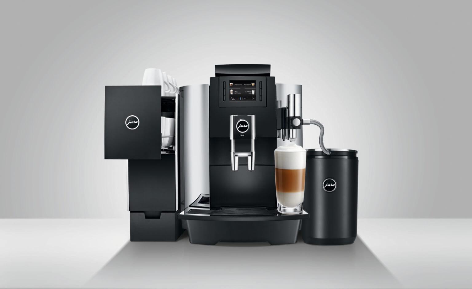 Qualia Caffe Szczecin - Wynajem lub leasing sprzętu do kawy