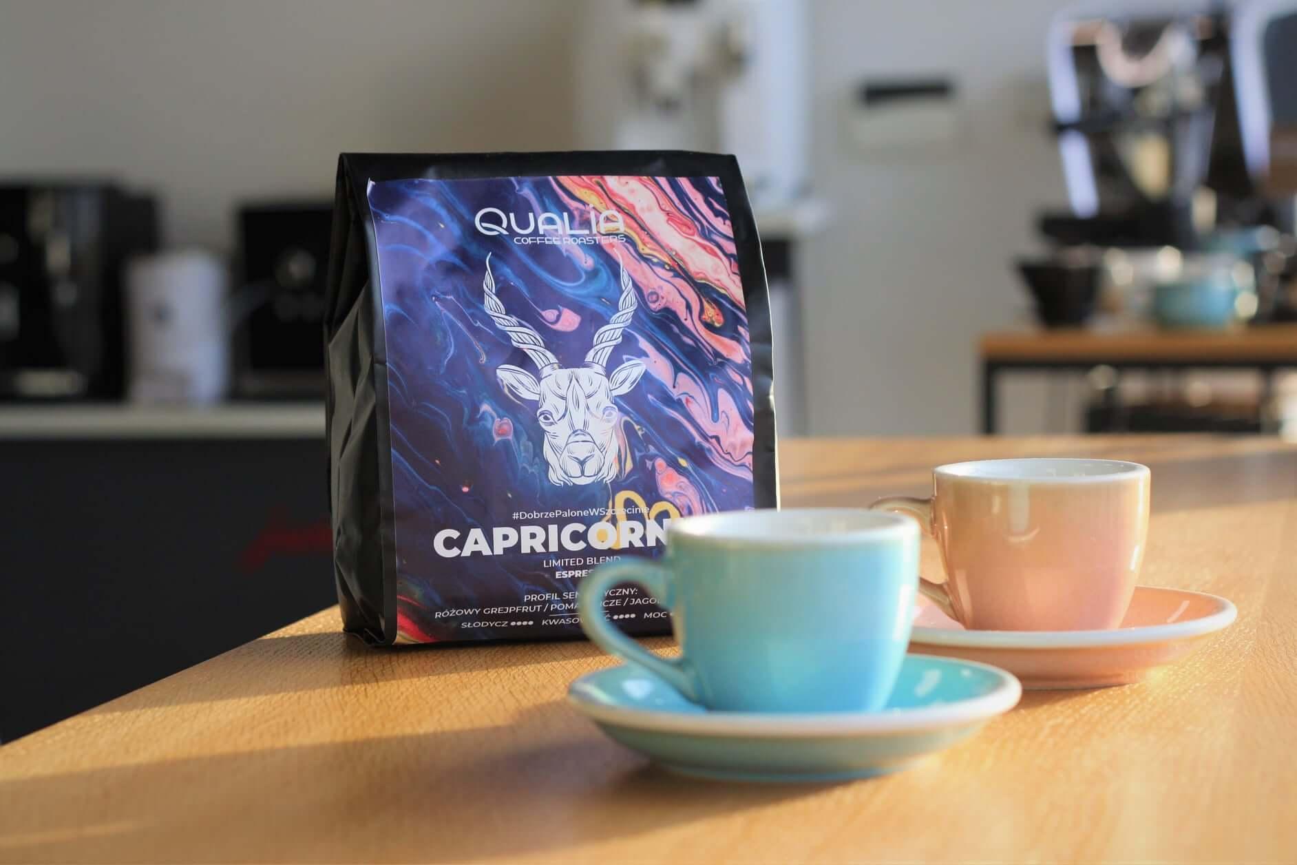 Limitowana edycja speciality – Znaki Zodiaku - Palarnia kawy Qualia Caffe