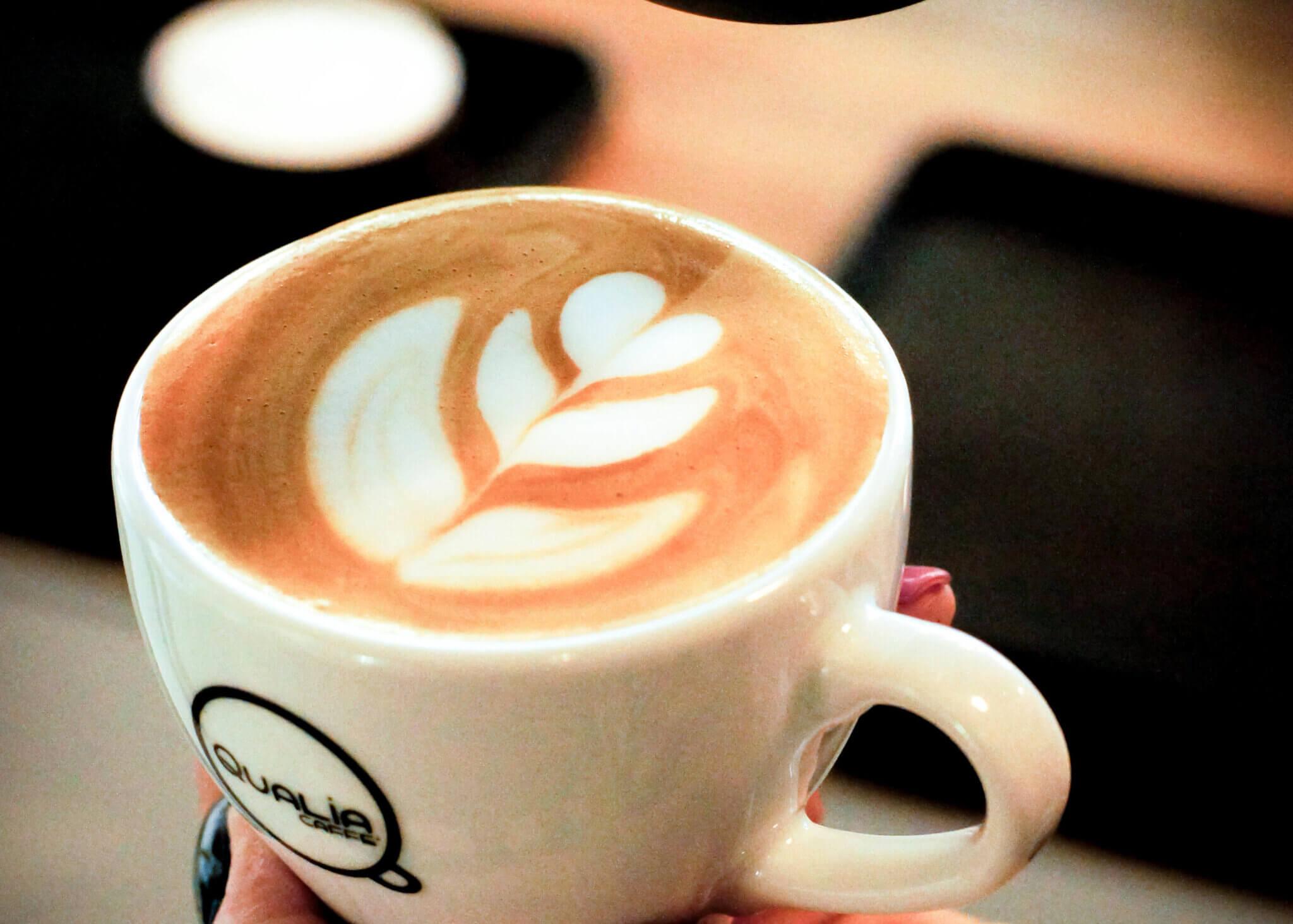 Qualia Caffe aromatyczna kawa w Twoim lokalu