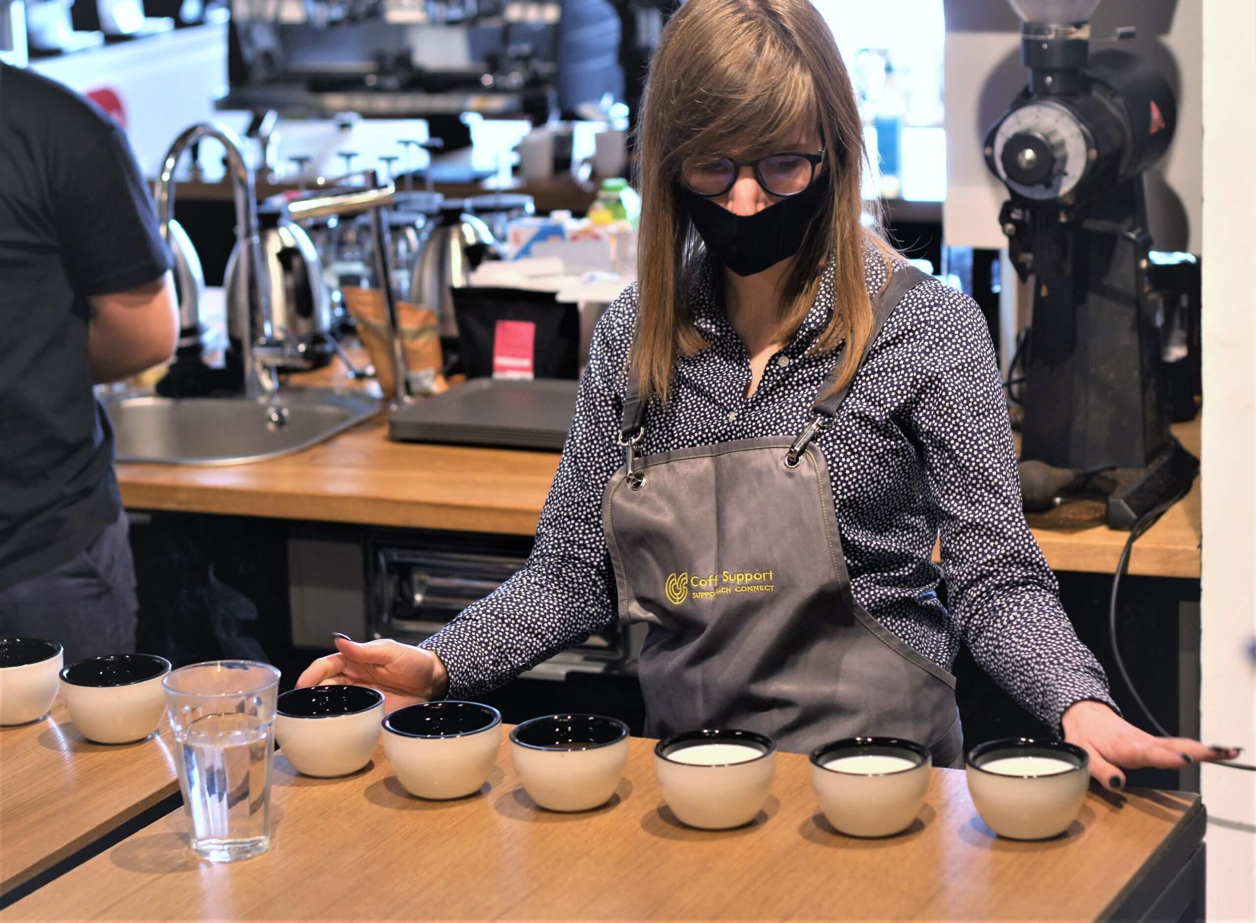 Szkolenia z Coffee Support w Szczecinie